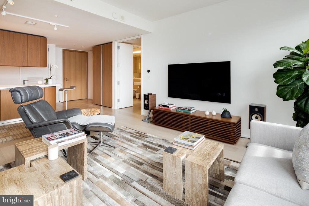 Living Room - 920 I ST NW #1007, WASHINGTON