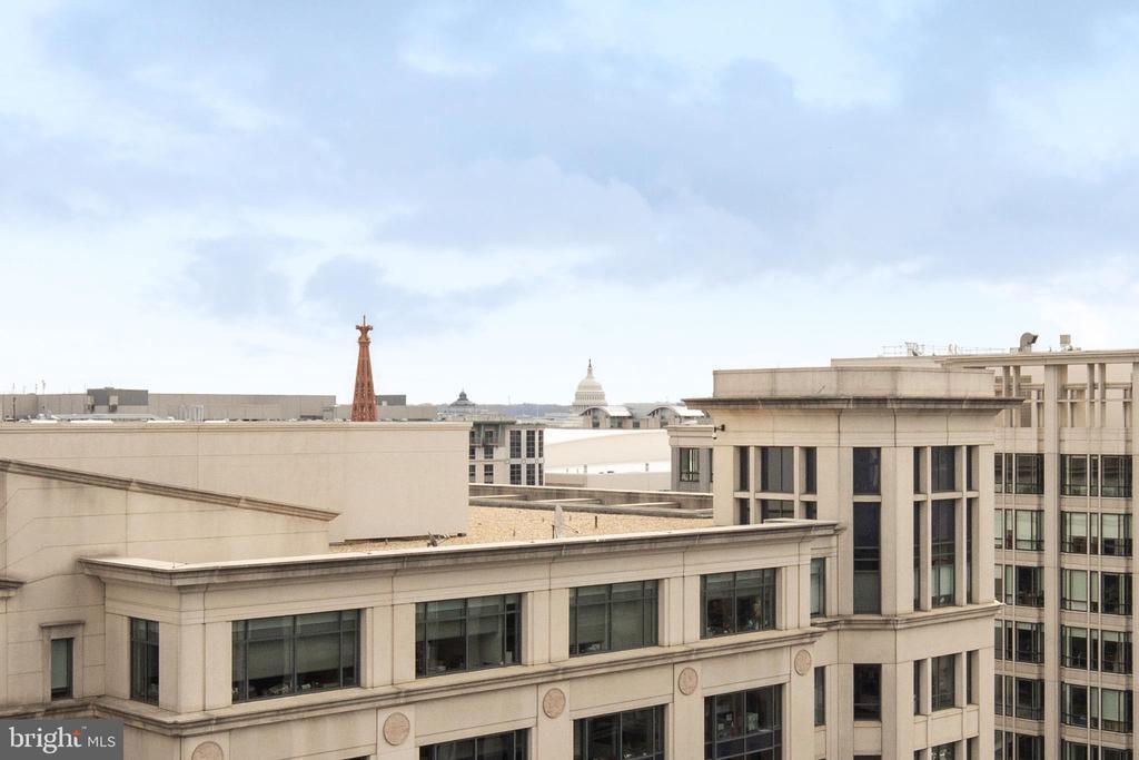Roof Top Views - 920 I ST NW #1007, WASHINGTON