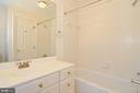 Full bath 3 - upper level - 2993 WESTHURST LN, OAKTON