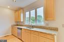 Enjoy this Kitchen with a View! - 5266 BALLYCASTLE CIR, ALEXANDRIA