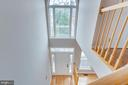 2 story foyer upon Entry! What a View! - 5266 BALLYCASTLE CIR, ALEXANDRIA