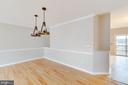 New, Fresh Paint in Family Room and All Levels! - 5266 BALLYCASTLE CIR, ALEXANDRIA
