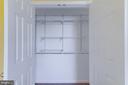 Custom Closet in 3rd Bedroom! - 5266 BALLYCASTLE CIR, ALEXANDRIA