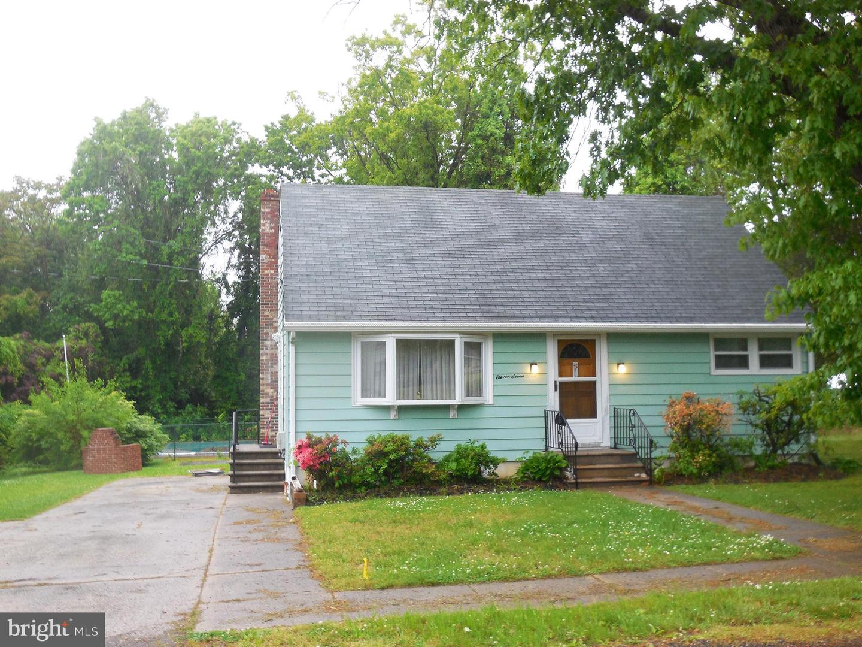 Single Family Homes 为 销售 在 Woodbury Heights, 新泽西州 08097 美国