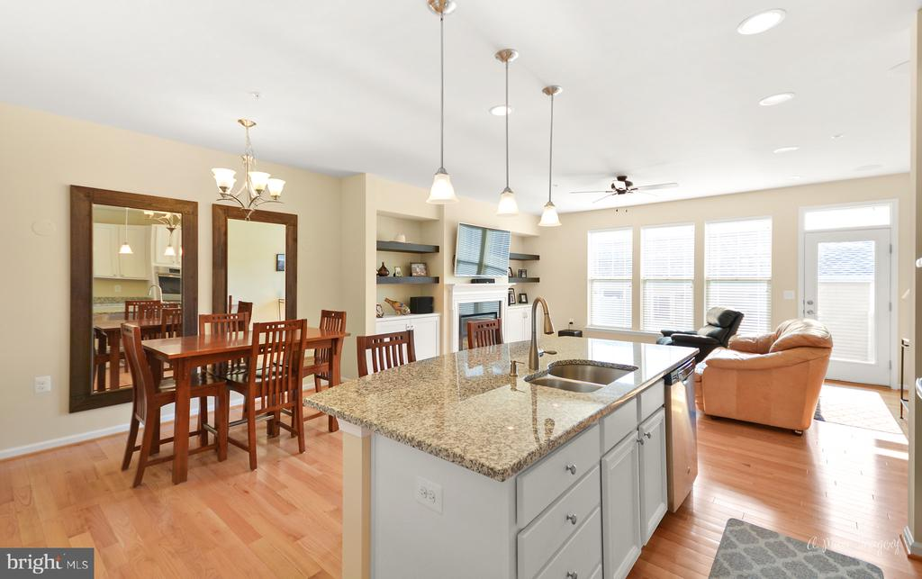 Large open floor plan - 3029 STONERS FORD WAY, FREDERICK