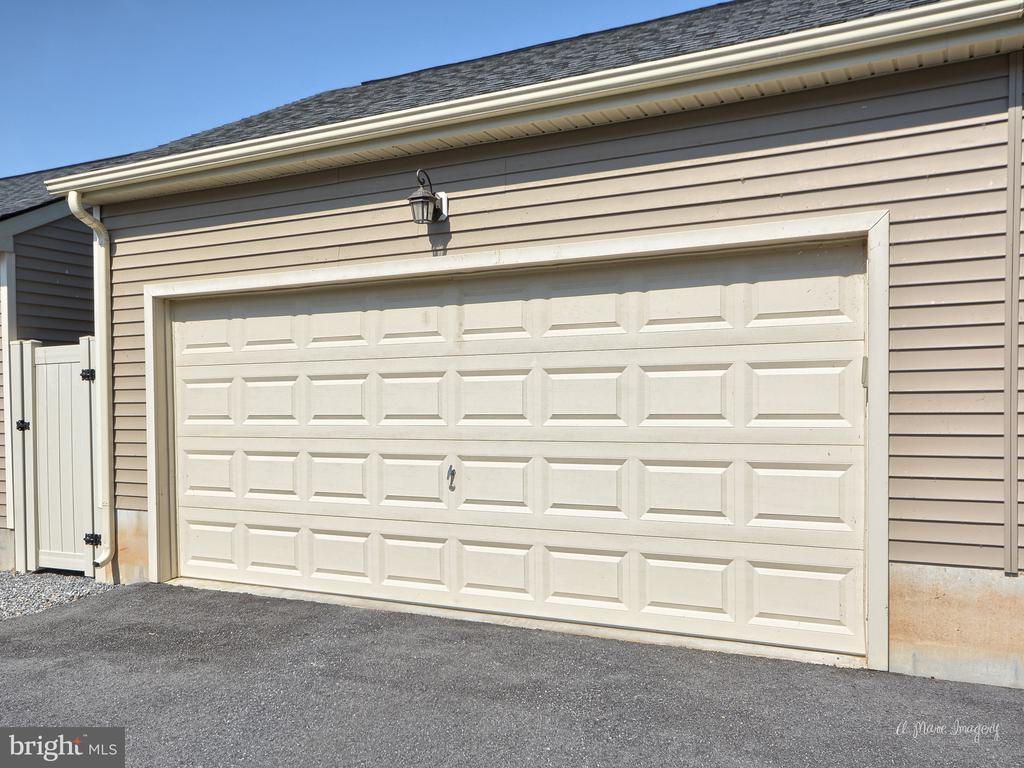 Detached LARGE 2-car garage - 3029 STONERS FORD WAY, FREDERICK