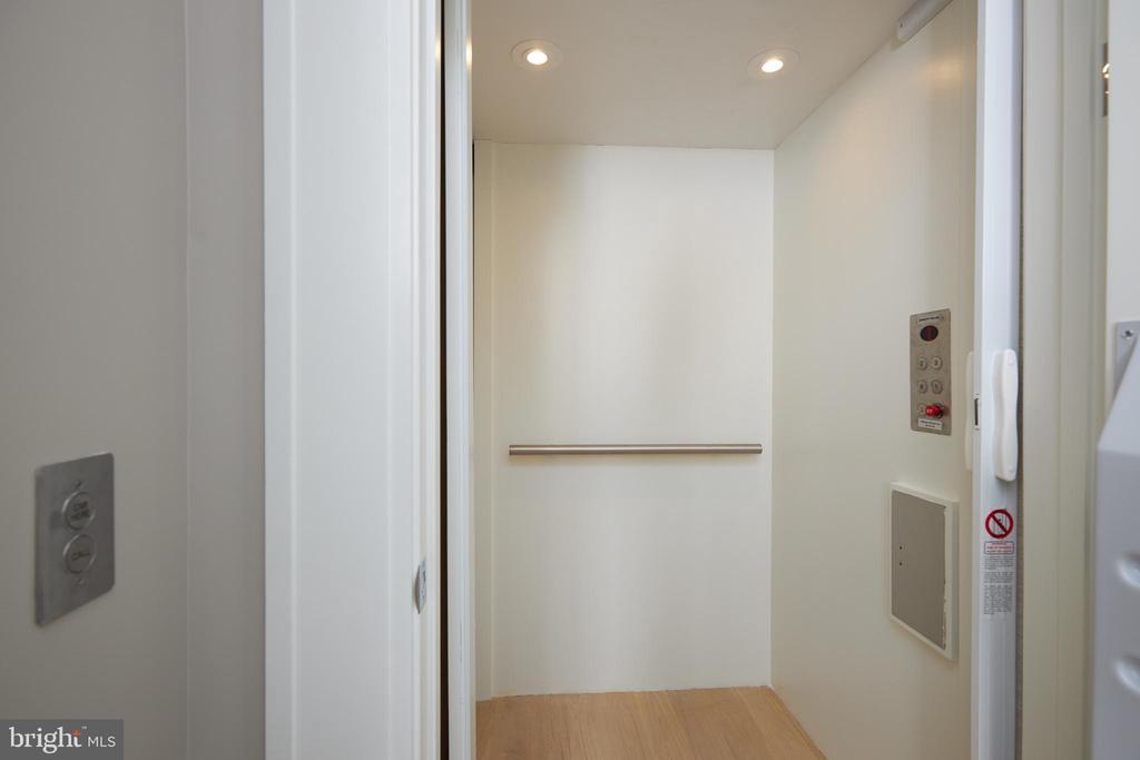 Elevator Services 4 Levels - 3113 ALBEMARLE ST NW, WASHINGTON