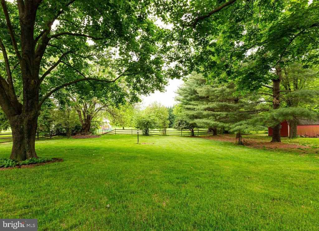 Secluded back yard - 4510 TIMBERY DR, JEFFERSON