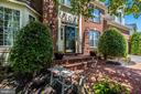 The brick walkway leads you into this beauty - 3656 BYRON CIR, FREDERICK