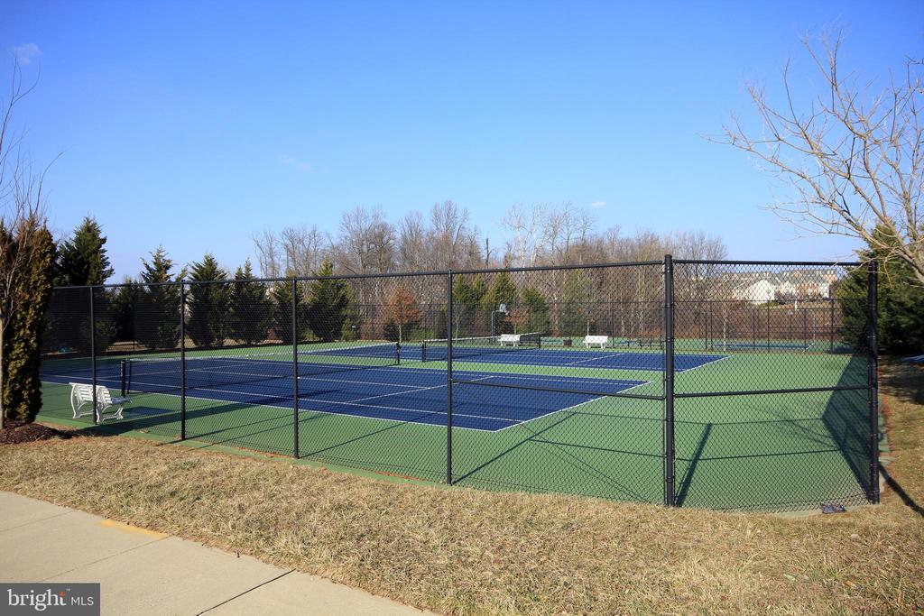 Tennis anyone? - 3656 BYRON CIR, FREDERICK