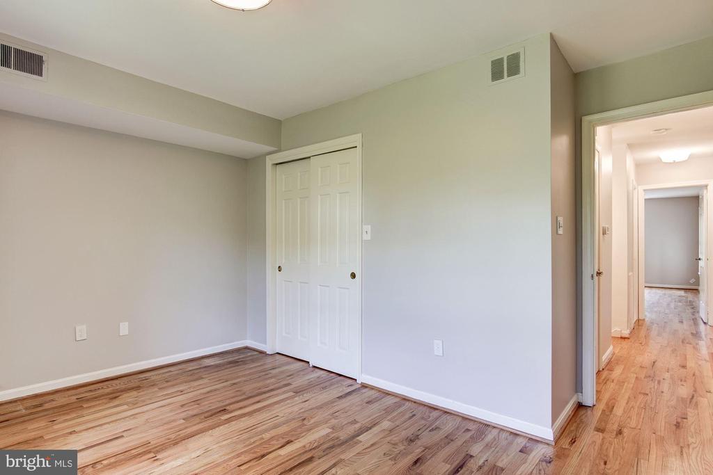 Second Bedroom (Upper Level) - 3747 1/2 KANAWHA ST NW KANAWHA ST NW, WASHINGTON