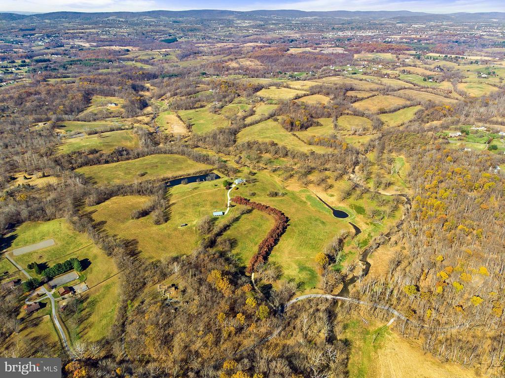 Lush woodlands and verdant fields - 19745 SHELBURNE GLEBE RD, PURCELLVILLE