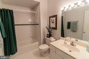 Master bath - 1426 SWANN ST NW, WASHINGTON
