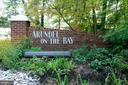 Water access community - 3428 COHASSET AVE, ANNAPOLIS