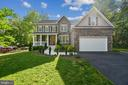 Two car attached garage with extra wide driveway - 3428 COHASSET AVE, ANNAPOLIS