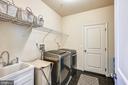 Main level laundry room - 3428 COHASSET AVE, ANNAPOLIS