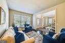 Beautiful formal living room - 3428 COHASSET AVE, ANNAPOLIS