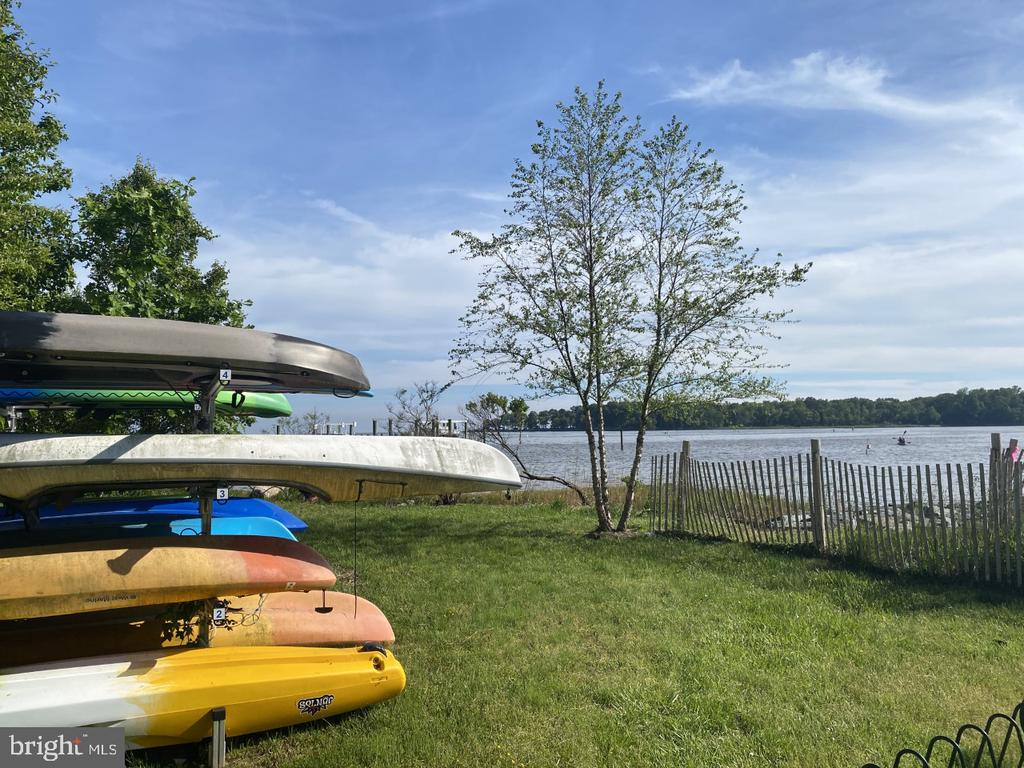 Community canoe and kayak launch - 3428 COHASSET AVE, ANNAPOLIS