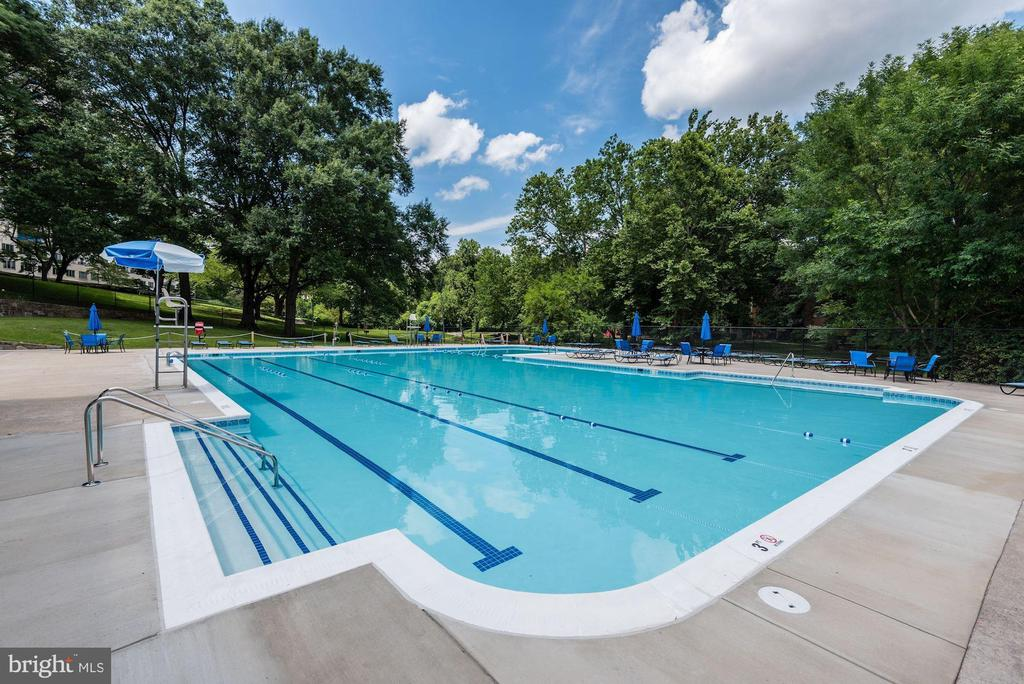 Private pool will open when deemed safe - 10201 GROSVENOR PL #1701, NORTH BETHESDA