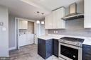 Full-sized washer/dryer are conveniently located - 10201 GROSVENOR PL #1701, NORTH BETHESDA