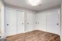 MBR suite has sep dressing rm w/2 walls of closets - 10201 GROSVENOR PL #1701, NORTH BETHESDA