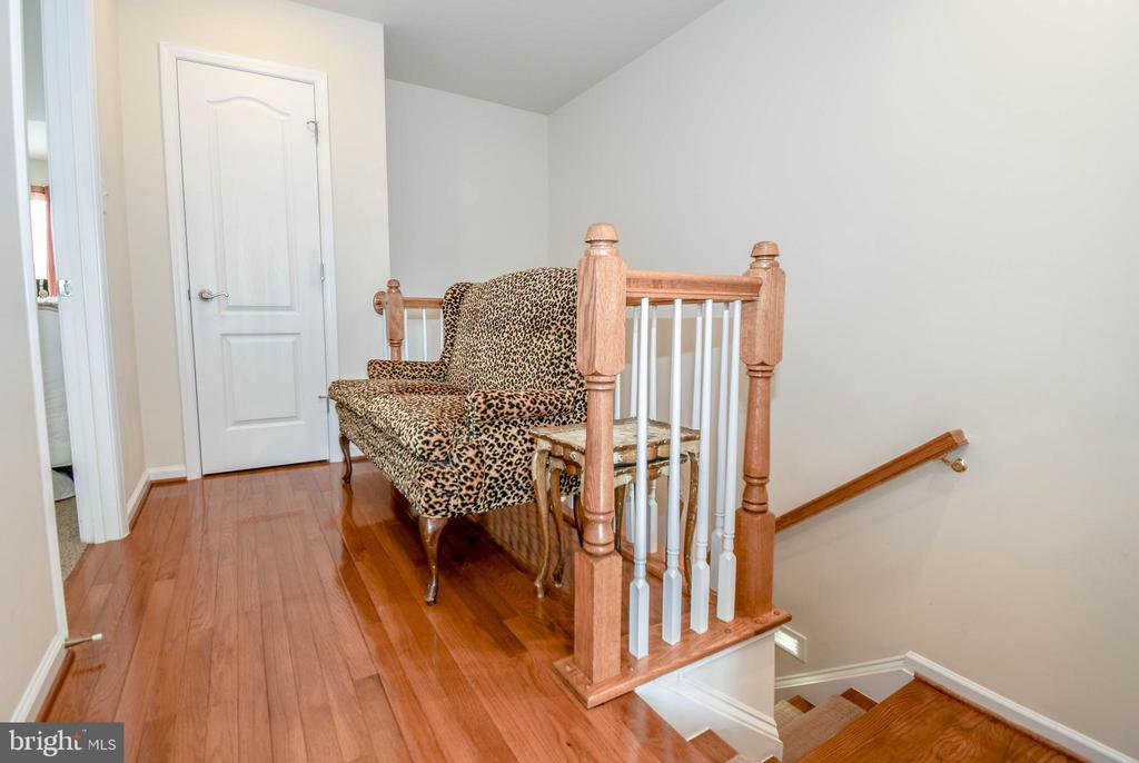 Upper level landing - 19410 FRONT ST, LEESBURG