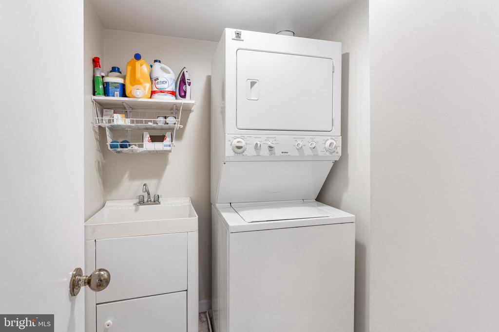 Laundry - 1099 22ND ST NW #608, WASHINGTON
