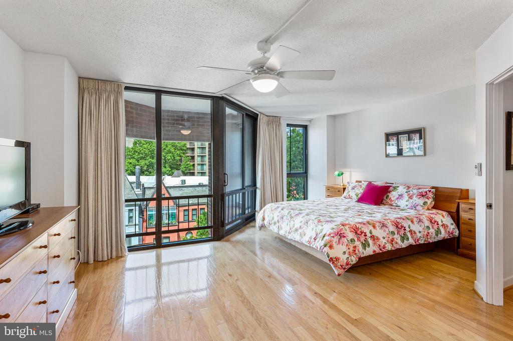Master Bedroom - 1099 22ND ST NW #608, WASHINGTON