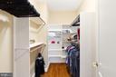 Bedroom #3 Walk-In-Closet - 3722 HIGHLAND PL, FAIRFAX