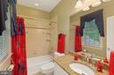 Bedroom #2 Full Bathroom - 3722 HIGHLAND PL, FAIRFAX