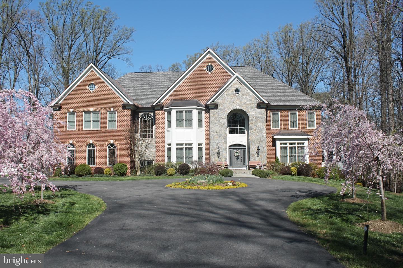 Single Family Homes pour l Vente à Fairfax, Virginia 22033 États-Unis