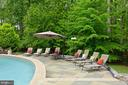 Pool Deck - 3722 HIGHLAND PL, FAIRFAX