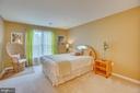 bedroom 2 - 147 SANFORD FERRY CT, FREDERICKSBURG