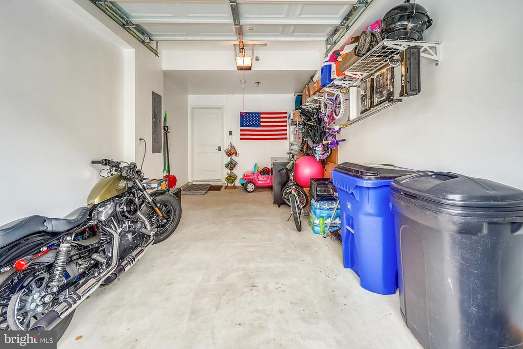 Garage - 6464 WALCOTT LN, FREDERICK
