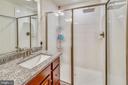Master bath - 6464 WALCOTT LN, FREDERICK