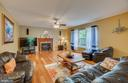 family/greatroom - 147 SANFORD FERRY CT, FREDERICKSBURG