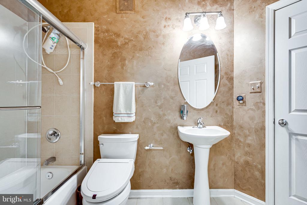 1st Floor - Full Bathroom1 - 2651 PARK TOWER DR #107, VIENNA