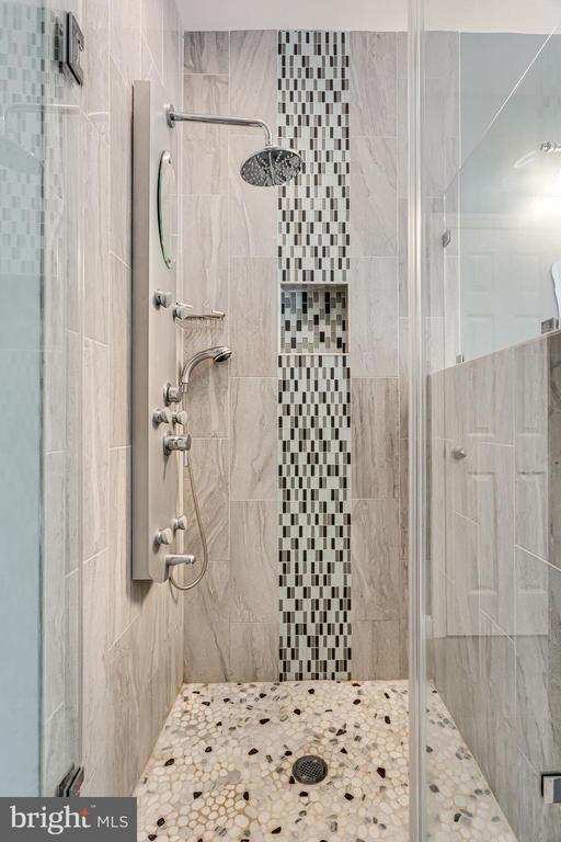 2nd Floor - Master Shower - 2651 PARK TOWER DR #107, VIENNA