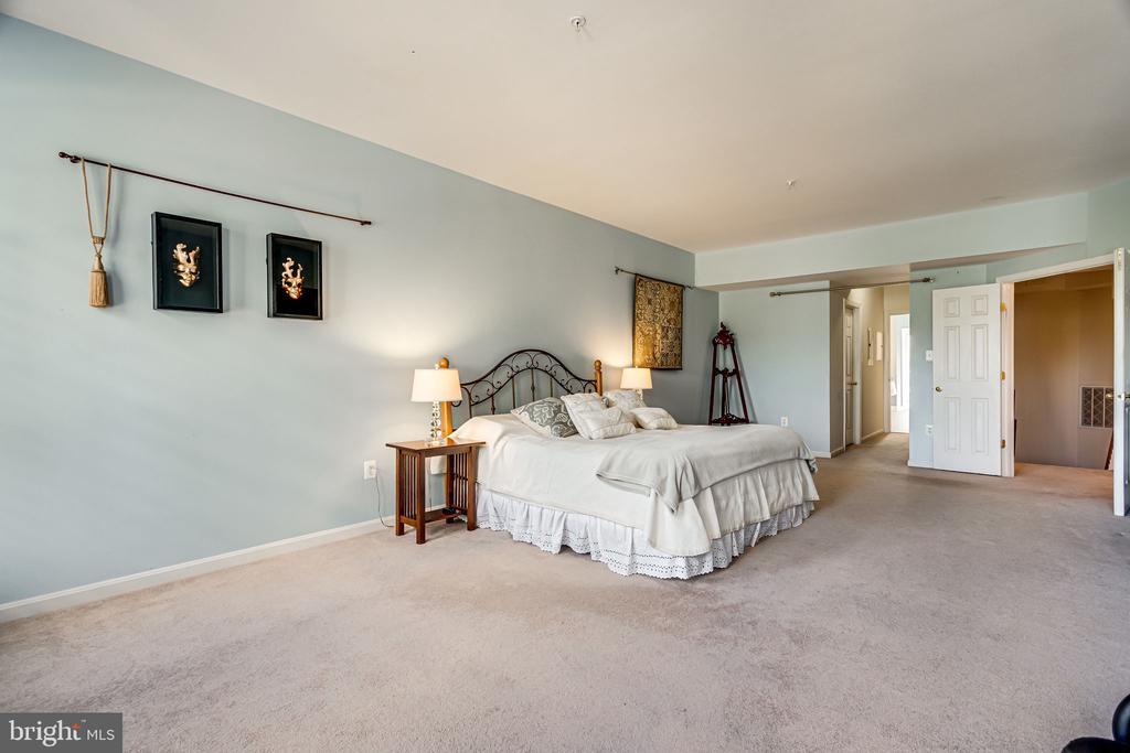 2nd Floor - Master Bedroom - 2651 PARK TOWER DR #107, VIENNA