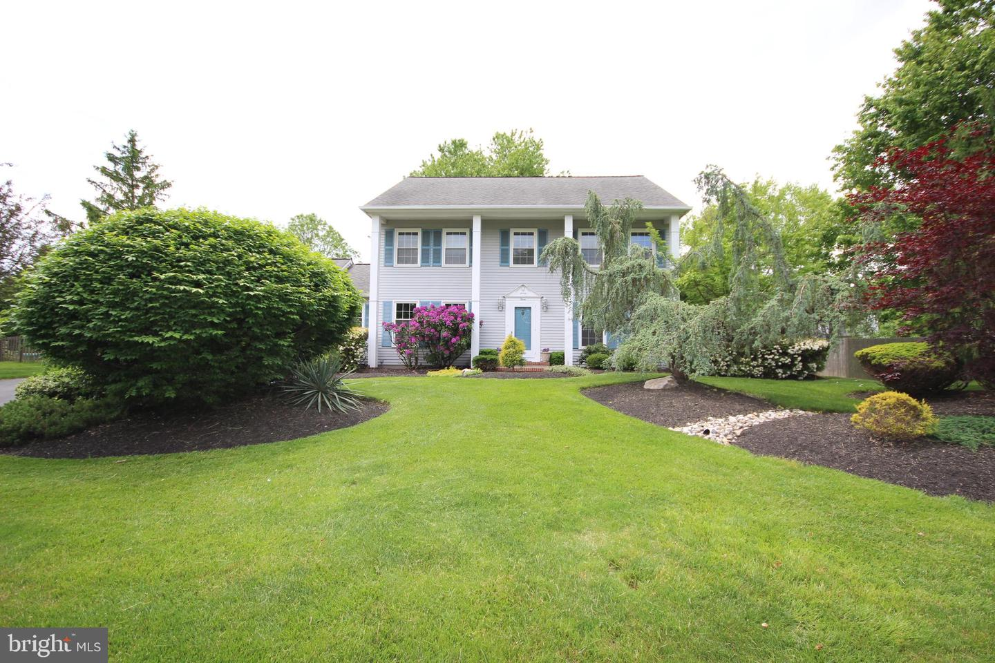 Property for Sale at 3 ABBY Drive Lawrenceville, New Jersey 08648 United States