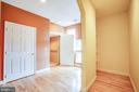 Elevator entrance on 2nd floor - 9649 LOGAN HEIGHTS CIR, SPOTSYLVANIA