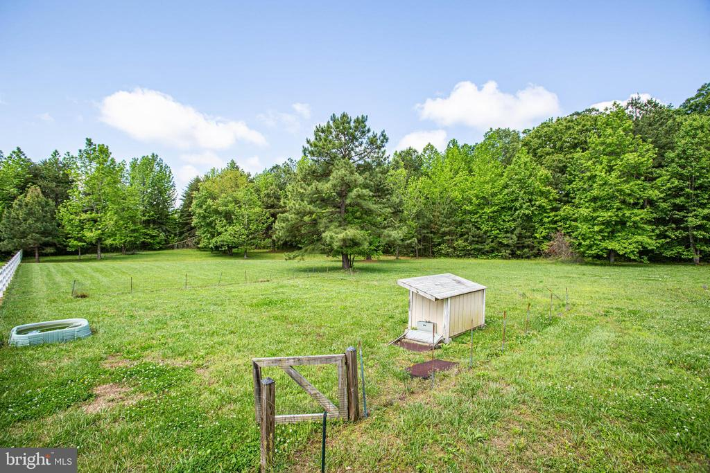 Place for chickens - 9649 LOGAN HEIGHTS CIR, SPOTSYLVANIA