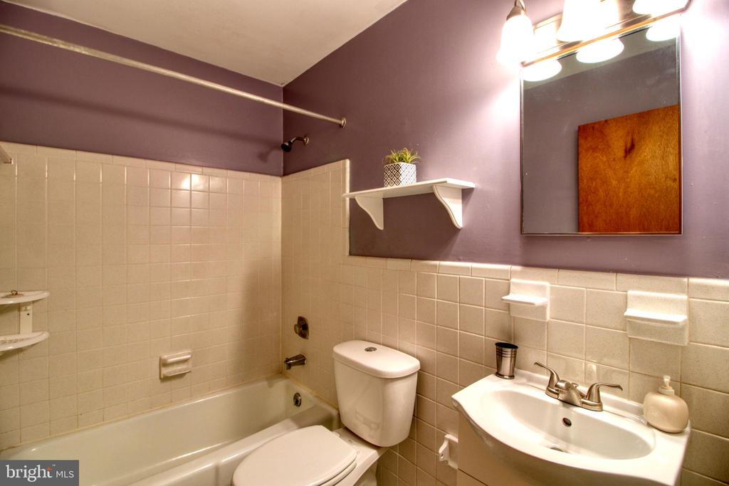 Second full bathroom - 19355 YOUNGS CLIFF RD, STERLING