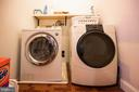 Laundry - 6100 MUNSON HILL RD, FALLS CHURCH