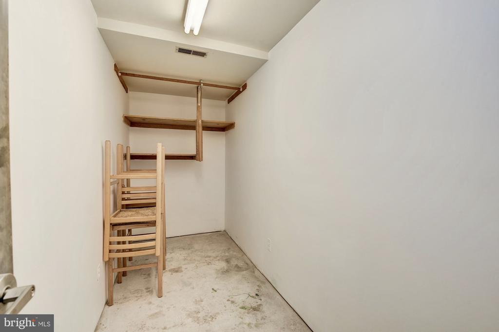 Secure and private storage room - 1731 T ST NW #2, WASHINGTON