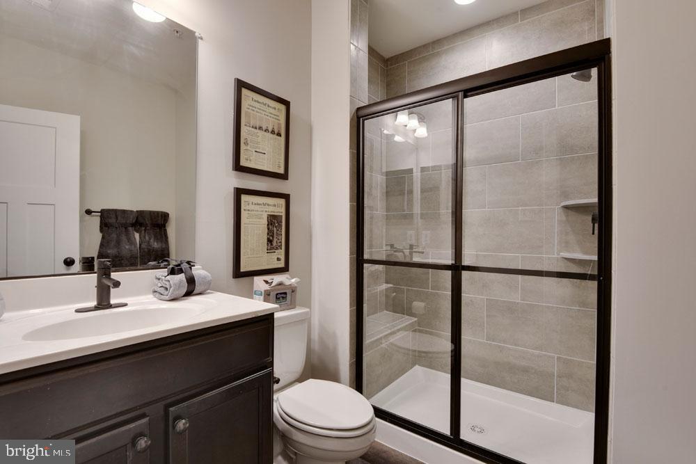 Lower Level Bathroom - 11229 WHITHORN WAY, ELLICOTT CITY