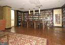 Library (CURRENTLY BEING RENOVATED) - 4620 N PARK AVE #608W, CHEVY CHASE