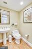 Powder Room - 4620 N PARK AVE #608W, CHEVY CHASE