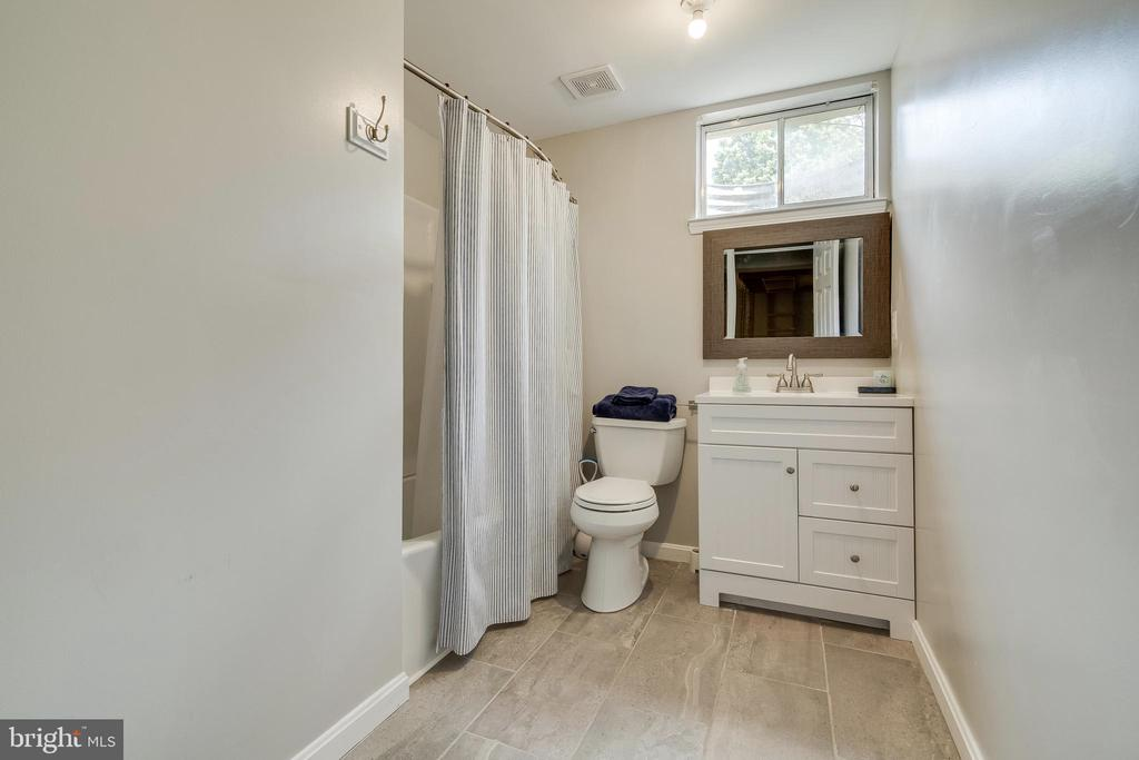 3rd Full Bathroom in Basement - 4289 MULCASTER TER, DUMFRIES