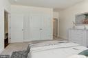 Master Bedroom - 1586 MEADOWLARK GLEN RD, DUMFRIES